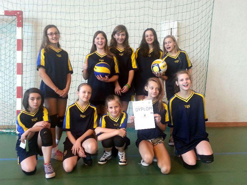 Turniej Mini Piłki Siatkowej Dziewcząt3